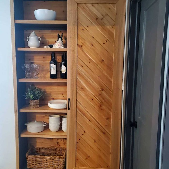 Cabin pantry