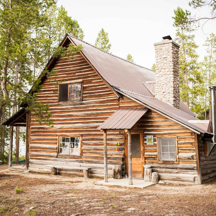 Lake Cabin Gettyimages 542743879