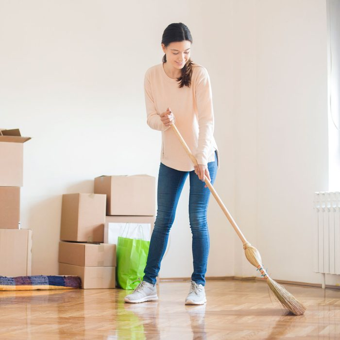 New House Cleaning Gettyimages 904445814