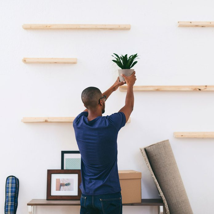 Organizing New Home