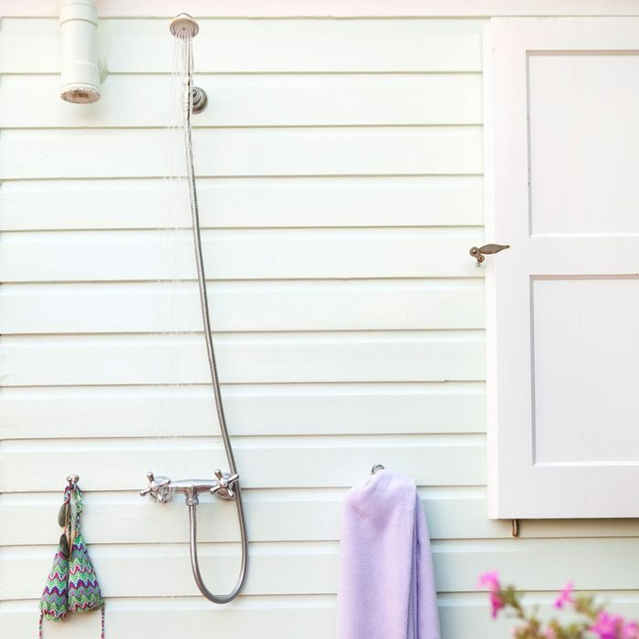 Outdoor Shower Gettyimages 592007437