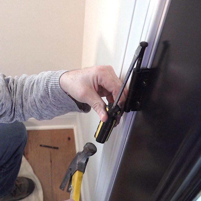 Paint Door 8