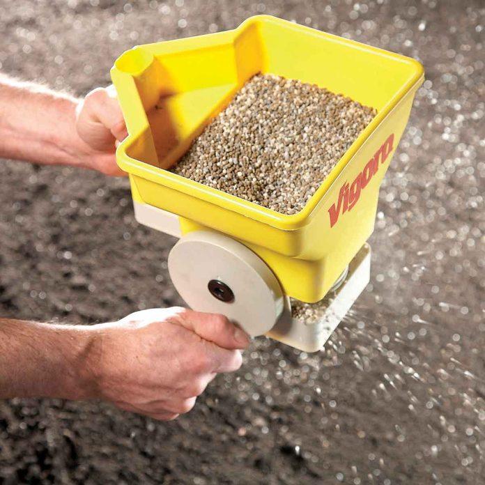 Fertilize to suit your soil