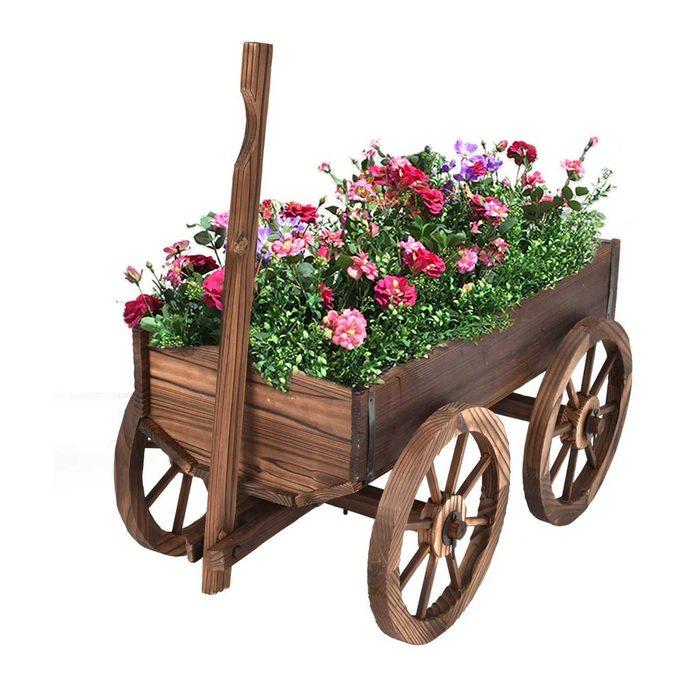 Wagon Flower Box