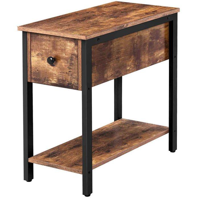 nightstand side table