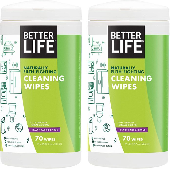 Better Life Wipes