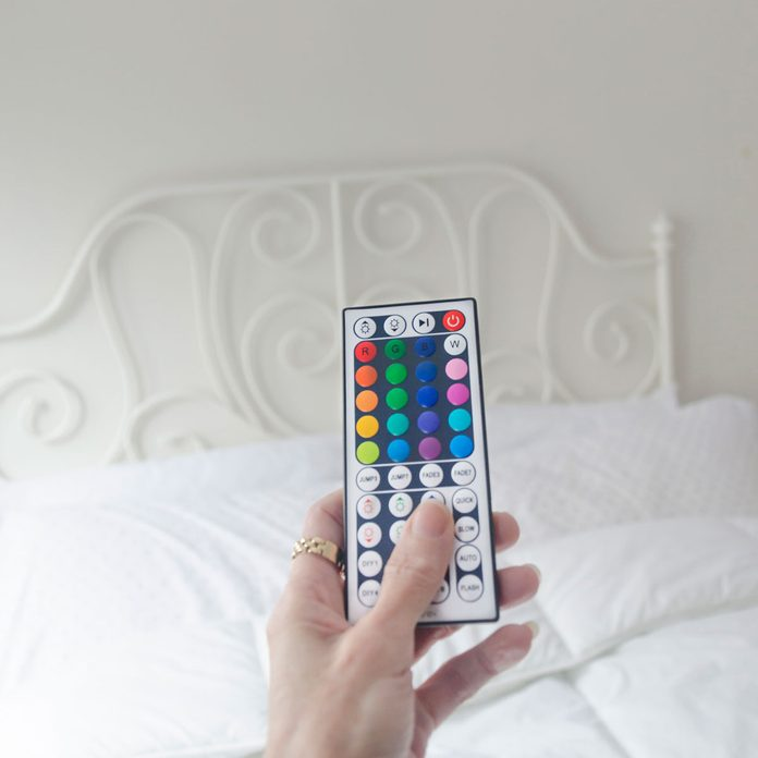 Bed Light Remote Control