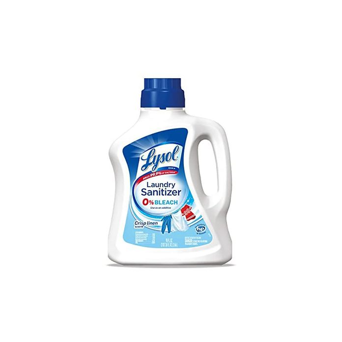 Lysol laundry cleaner
