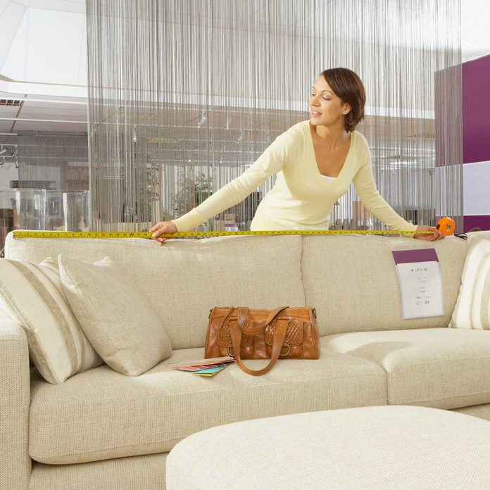 Measure Couch