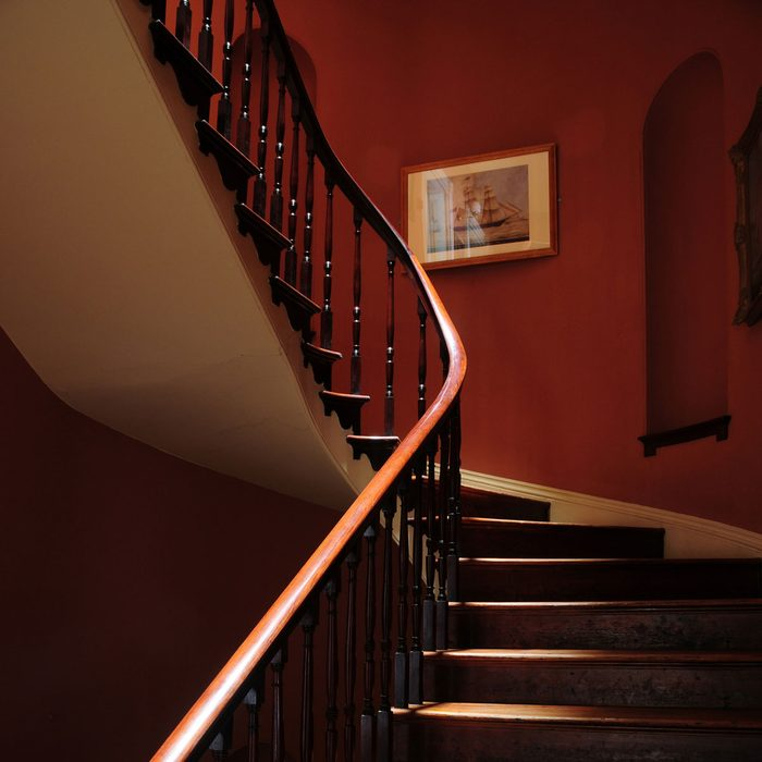 Stair Niche Gettyimages 166239357