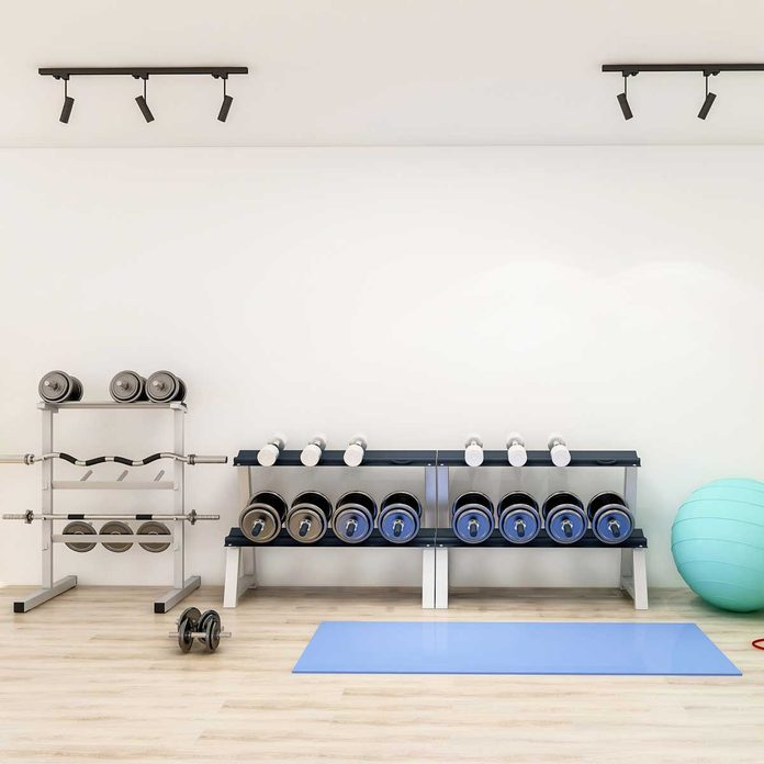 White Gym