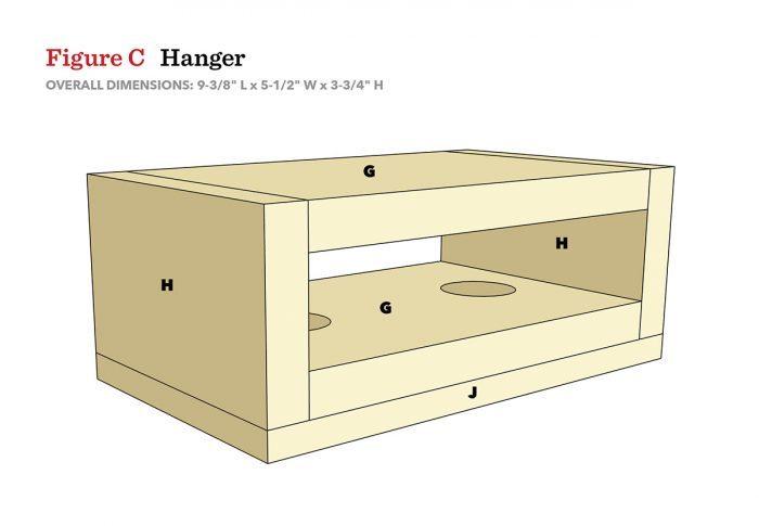 Hanger Box Diagram