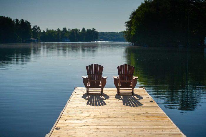 Cabin Dock Gettyimages 1256422142
