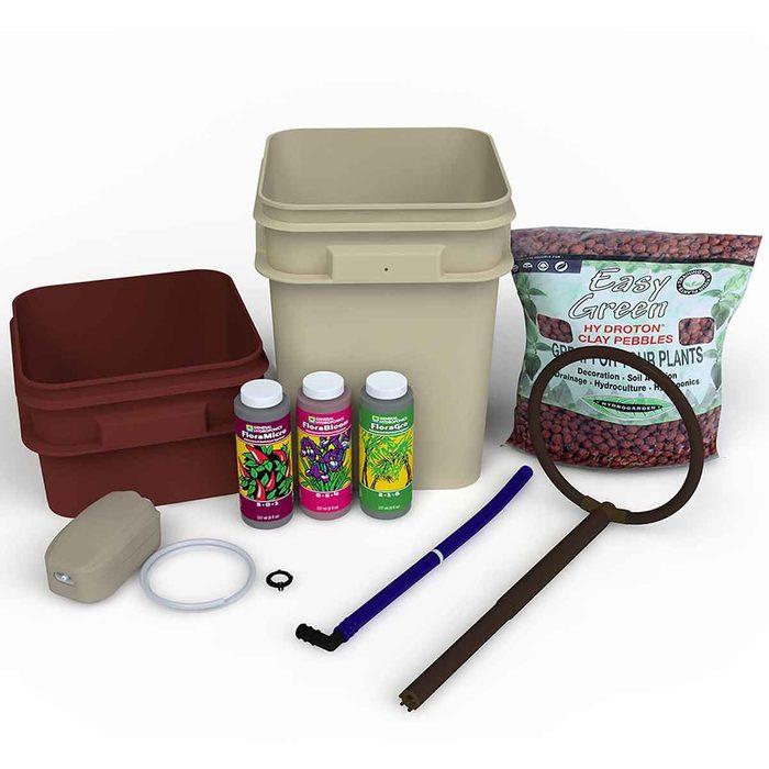 hydroponic grow kit