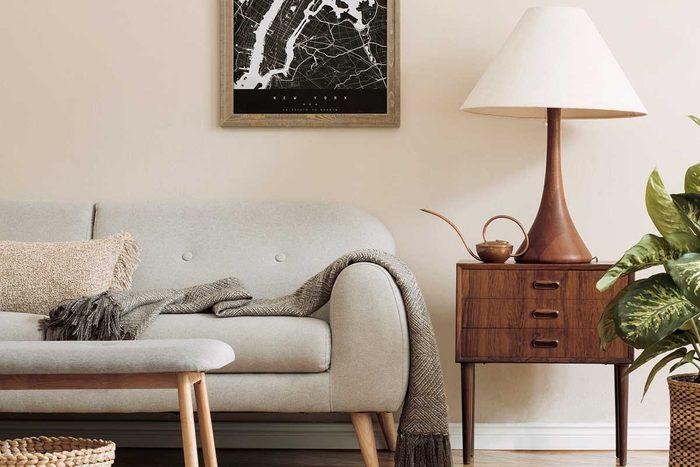Japandi Living Room