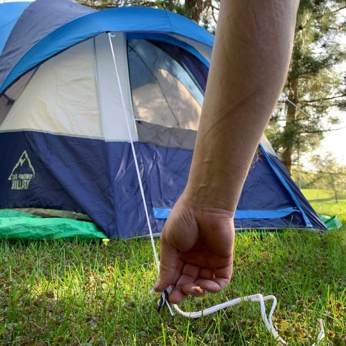 Secure Your Tent