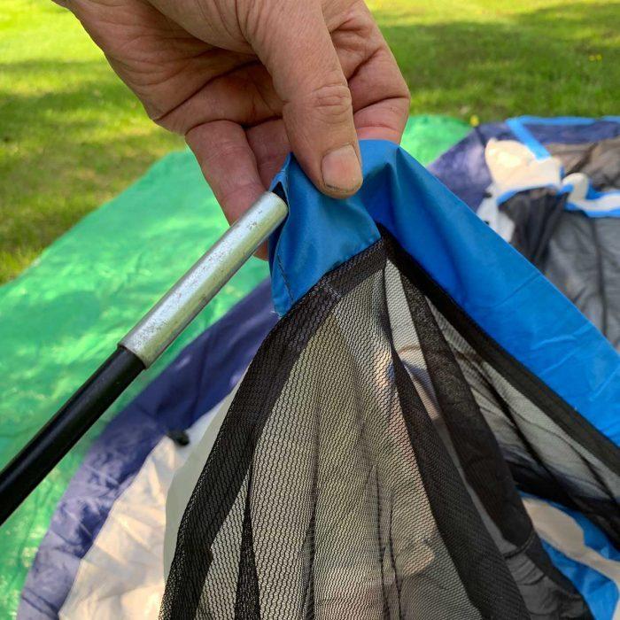 Slip In Tent Poles