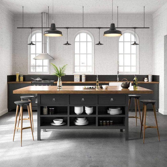 Bronze Kitchen Cabinets