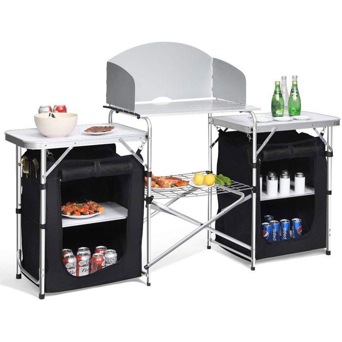 Camp Kitchen 61czregb Gl. Ac Sl1200