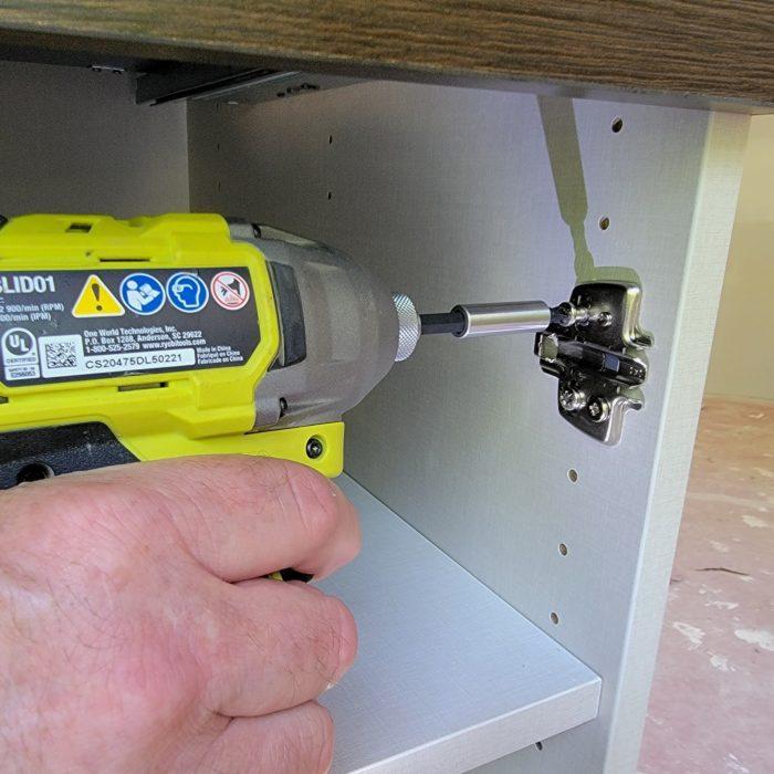 Rta Door Hinge Cleat Install