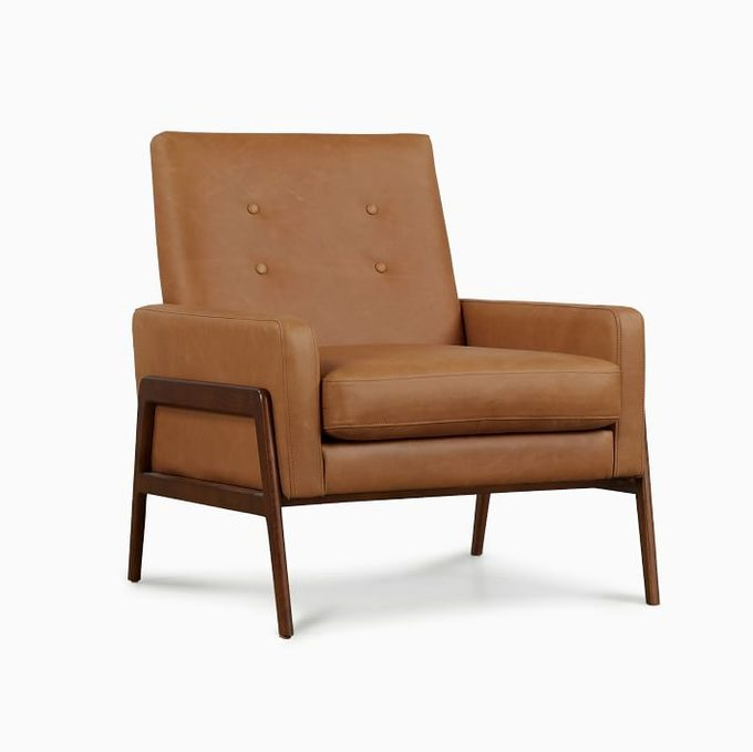 Henley Leather Chair