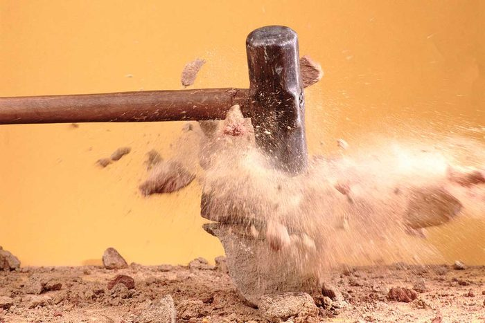 Sledge Hammer Gettyimages 527877634