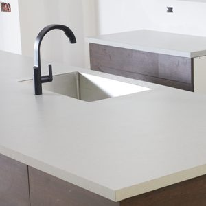 How to Make and Install a Flushmount Sink and Countertop
