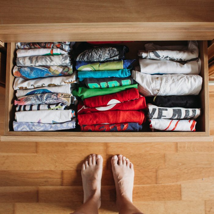 Clothing Storage Solutions: Maximize Drawer Space