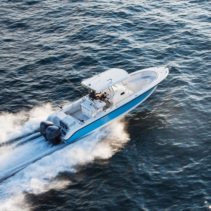 buying a used boat