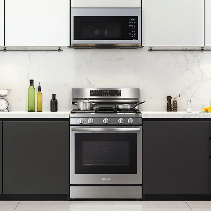 Samsung Freestanding Gas Convection And Range