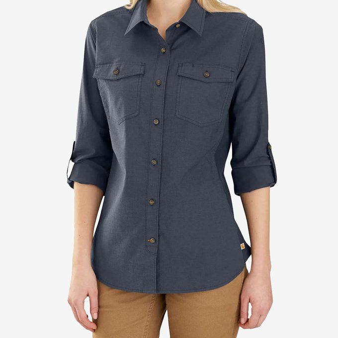 Carhartt Rugged Flex Relaxed Fit Lightweight Shirt