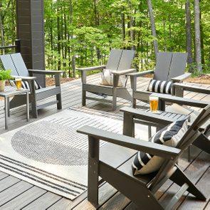 Getaway Exterior Deck Furniture