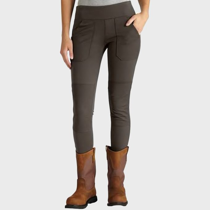 Force Fitted Midweight Utility Legging