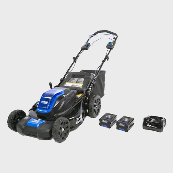 Kobalt Battery Powered Electric Lawn Mower