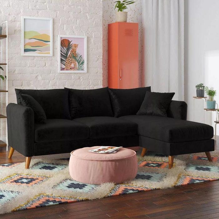 Novogratz Sectional Sofa