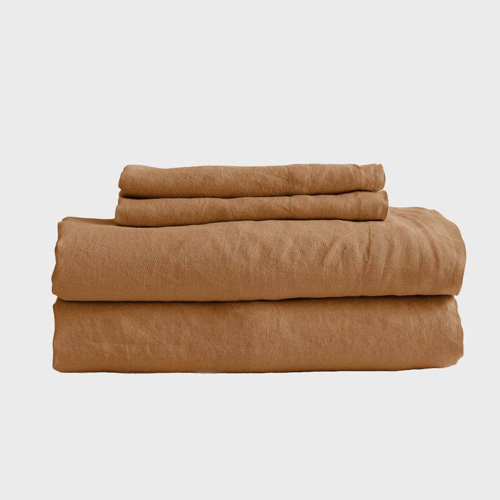 Quince Linen Sheets