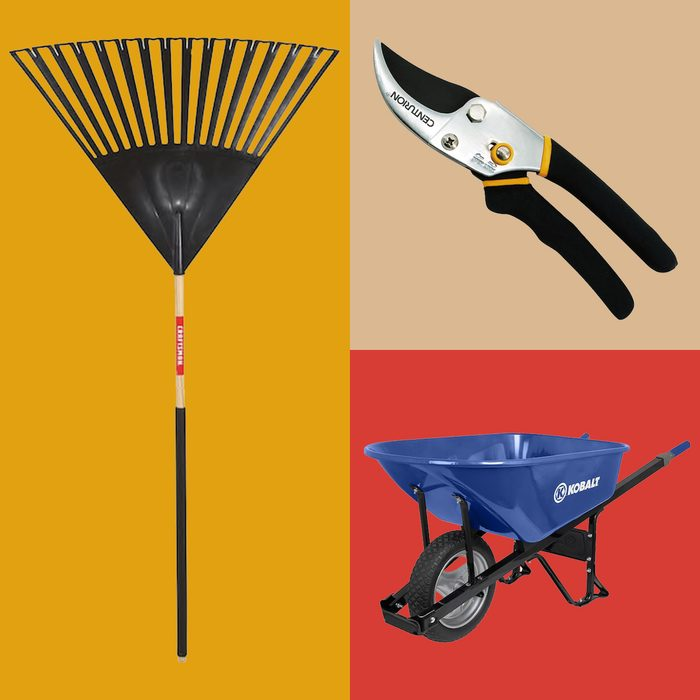 Fall Landscaping Tools Ft