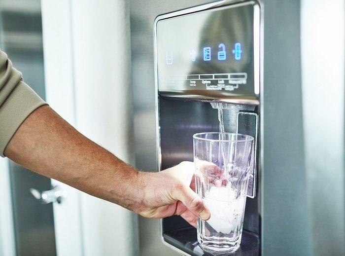 fridge water dispenser